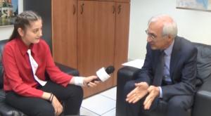 Интервью Генерального Консула РФ Александра Петровича Щербакова